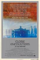 Close Encounters of the Third Kind (1977) Style-A Richard Dreyfuss Poster 27x40