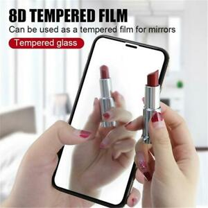 8D Mirror Tempered Glass Screen Protector for iPhone Xs MAX