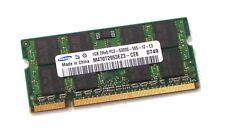 Mémoire SDRAM  Samsung  PC2 5300S 555   1Go 1GB  SODIMM 200 pins