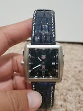 TAG HEUER TIGER WOODS GOLF WATCH