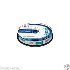 MediaRange DVD +R Double Layer 8.5GB 240min 8x Cake 10 MR466