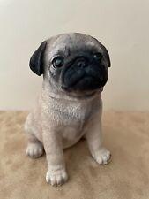 Vintage Pug Figurine