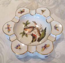 Porcelaine cendrier Hérend