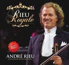 André Rieu, Johann Strauss Orchestra Netherlands - Rieu Royale [New CD]