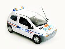1/43 -  NOREV METAL -  RENAULT TWINGO POLICE