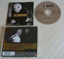 CD ALBUM JAZZNAVOUR CHARLES AZNAVOUR 14 TITRES 1998