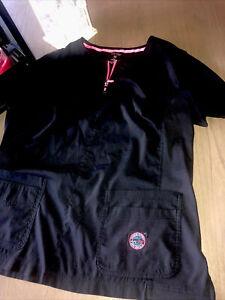 KOI LITE 💖 Uniform top sz 2X