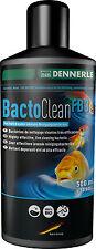 Nuevo-dennerle bacto limpia Fb3 Estanque bacterias Filtro Limpiador Para 10,000 L 500ml