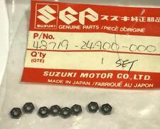 NEW OEM SUZUKI CAVALCADE GV1400 FAIRING NUT SET 48719-24A00