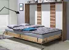 Horizontal Wall Bed Murphy Bed Fold-down Bed Hidden Bed Space Saving Bed