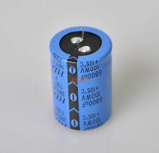 Aluminum Electrolytic Capacitors -Snap In 6800uF 100V 6800mfd 35*60