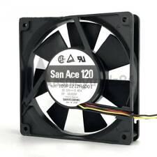 1pc new fan freeship 109P1212H4D01 DC12V 0.45A SANYO