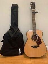 Yamaha FG 700s acoustic guitar