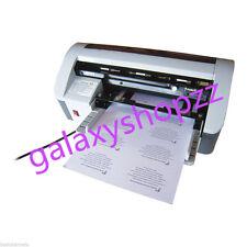 Desktop Semi-Automatic Business Name Card Cutter