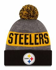 Pittsburgh Steelers 2016-17 Players Sideline Sports Knit Beanie Cap Hat NFL