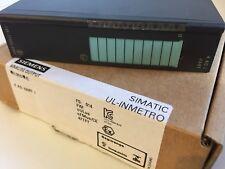 Siemens SIMATIC 6es7 135-7td00-0ab0 4 AO i duro ex (e14) NUOVO OVP modulo DI ELETTRONICA