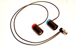 LOW PROFILE XLR 3 M LECTROSONICS SR TA5F Y OUTPUT CABLE SOUND DEVICES ZAXCOM