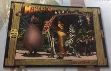 ALEX GLORIA MARTY MELMAN MORT THE LEMUR PENGUINS OF MADAGASCAR MOVIE POSTER!