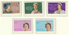 (13788) Hong Kong MNH Queen Mother 80th Birthday 1980 unmounted mint