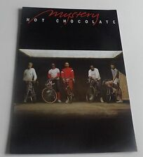 HOT CHOCOLATE MYSTERY TOUR CONCERT PROGRAMME