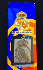 REAL MADRID FC Keychain / Great logo Classic keyring.Simply the best.
