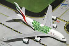 Gemini Jets 1:400 Emirates Airbus A380-800 'Expo 2020 - Green' A6-EEW