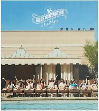 NEW SNSD Girls' Generation In Las Vegas PhotoBook+DVD+Poster+Coaster
