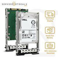 "Dell 400-AHEB 1.2TB 10K RPM SAS 12Gb/s 2.5"" PowerEdge Hard Drive"