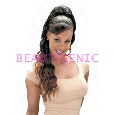 Freetress Equal Hair Extension Santiago Girl Wavy Long Drawstring Ponytail