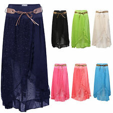 Unbranded Full Length Casual Maxi Skirts for Women