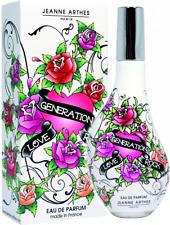 Jeanne Arthes Eau de Parfum Love Generation Rock 60 ml