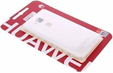 Funda Original Huawei Ascend G8 ,TPU Flexible,transparente,genuine case G8