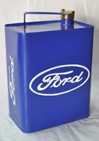Vintage Style Petrol Fuel Jerry Can - FORD Cars - Automobilia / Garage