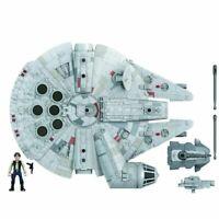 Star Wars Mission Fleet Han Solo Millennium Falcon Vehicle *IN STOCK