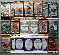 *MTG Booster Pack Grab* ll Limited 88 ll < Urza's Block, The Dark, Antiquities >