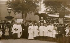 Ormskirk photo. Religous Event & Church Army Wagons by Wragg, Ormskirk.