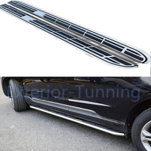 Running Boards fits for Cadillac SRX 2010-2015 Side Step Nerf Bar