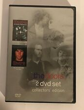 "THE DOORS  2-dvd set Collector's Edition ""SOUNDSTAGE PERFORMANCES"" + more"