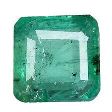 Zambia Slight Transparent Loose Emeralds