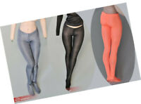 "1/6 Female Elastic Tight Leggings Pantyhose Pants Stockings for 12"" PH Figure"