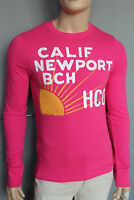 NWT HOLLISTER HCO By Abercrombie Men's Muscle Slim Fit Round Neck T-Shirt New