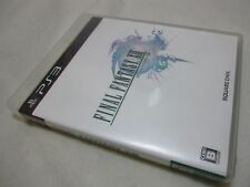 7-14 Days to USA Airmail. USED PS3 FINAL FANTASY XIII FF 13 Japanese Version