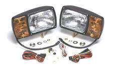 GROTE 63451-4 - Snowplow Lamp Kit with Universal Wiring Harness, Pair Pack