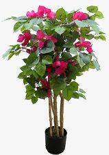 Bougainvillea ahí 90cm árbol artificial arte árbol plantas de arte dekobaum