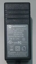Motorola Minitor V 25R75178C02 Power Supply Adapter -  8V 1.0A wall adapter