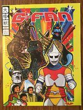 G-Fan Godzilla Magazine DAIKAIJU  #119 Spring 2018