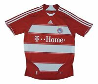 Bayern Munich 2008-09 Authentic Home Shirt (Excellent) M Soccer Jersey