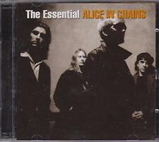 THE ESSENTIAL ALICE IN CHAINS  on 2 CD's - NEW -