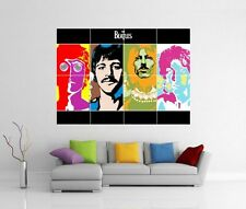 THE BEATLES WHITE ALBUM GIGANTE WALL ART PICTURE PRINT PHOTO POSTER J113