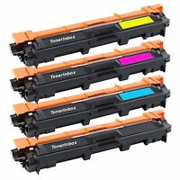 4 Pk TN225 TN221 TN-225 Toner For Brother HL-3140CW HL-3150CDN HL-3170CDW